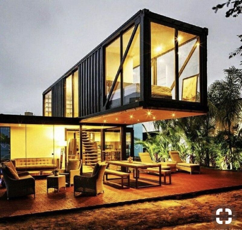 20 Pieces of Insulated Tempered Glass , Shipping Container House Windows.