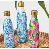 NEW 2017 Lilly Pulitzer S'wellSwell bottles COMPLETE SET of 3 IN HAND SHIP NOW!