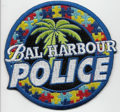 Bal Harbor Police Autism Awareness State Florida FL