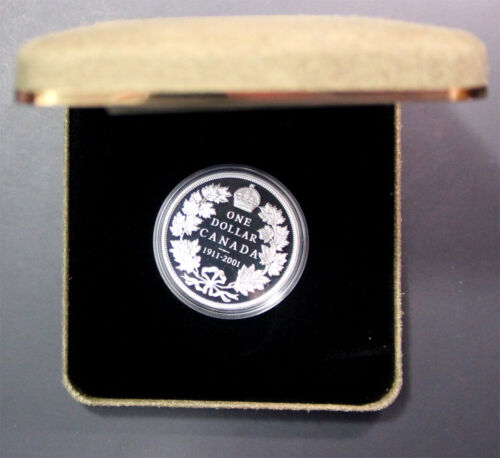 Canada $ 2011 100th Anniversary of the 1911 One Dollar Proof  #185259