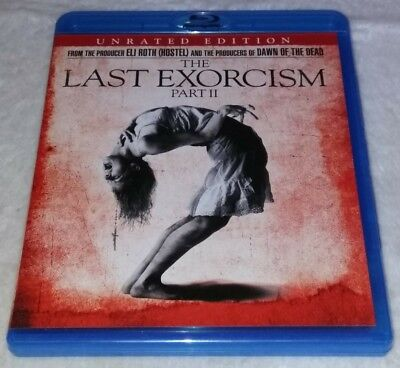 The Last Exorcism Part II (Blu-ray) *HORROR *HALLOWEEN](The Last Halloween Dvd)