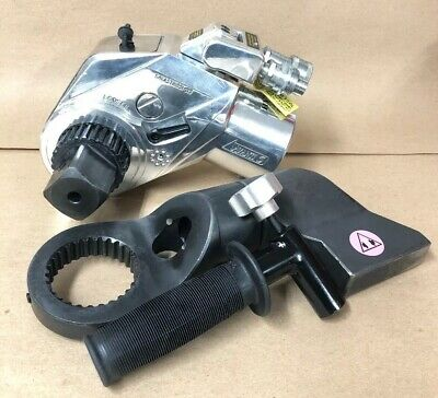 Hytorc Avanti-5 Hydraulic Torque Wrench 1-12 Inch Drive Bolting 5-mxt Mint 2