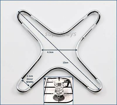 13cm Gas Stove Cooker Plate Coffee Hot Moka Pot Stand Reduce Reducer Ring Trivet Gas Heated Cooktop