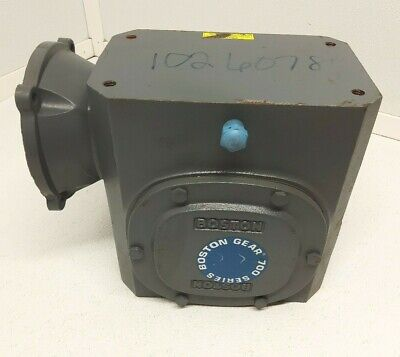 Boston Gear F73240b7g 700 Series Worm-gear Speed Reducer 2288 Lbin Ratio 401