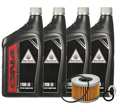 Genuine Honda Pioneer 500 SXS 500 OEM Oil Change Kit '15-'18