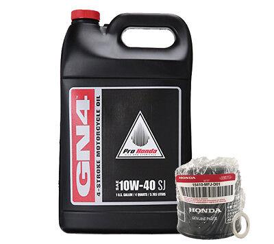 Genuine Honda Goldwing GL1800 Oil Change Kit 01-18