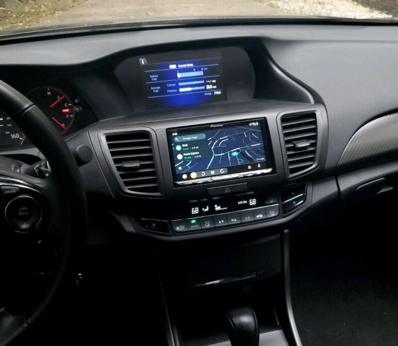 Honda Accord 2013-2017 (9th Gen) Stereo install Kit
