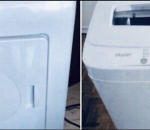 Brand new Haier washer dryer combo ...canDeliver