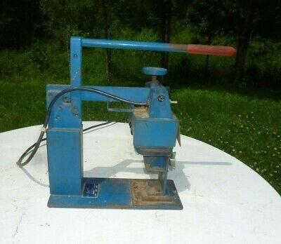 Geo Knight Model 178b Cap Heat Press