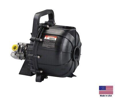 Water Pump Centrifugal - Hydraulic Pump Operated - 2 Ports - 14400 Gph