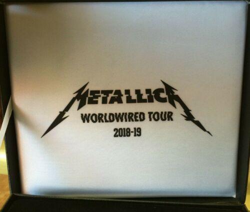 METALLICA VIP WORLDWIDE TOUR SET
