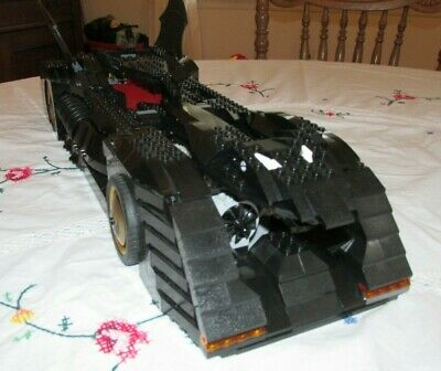 LEGO The Batmobile Ultimate Set, complete, but no instructions