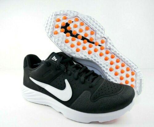 Nike Alpha Huarache Varsity Turf Youth Size 6Y Baseball Sneaker AV0706-001 black