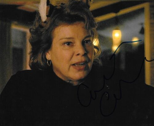 * CATHERINE CURTIN * signed autographed 8x10 photo * STRANGER THINGS * 1