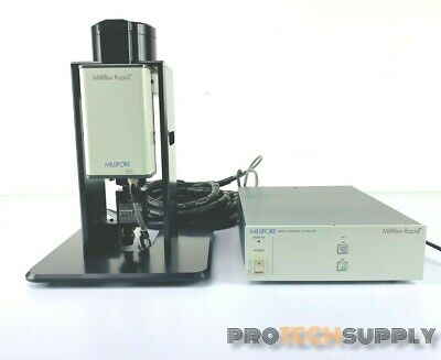 Millipore Milliflex Rapid Microbiology Detection And Enumeration System