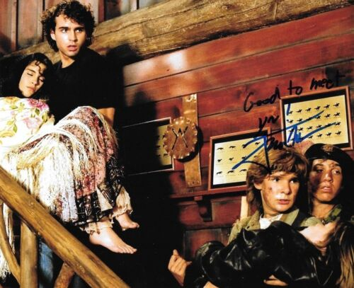 * JAMISON NEWLANDER * signed autographed 8x10 photo * THE LOST BOYS * 1