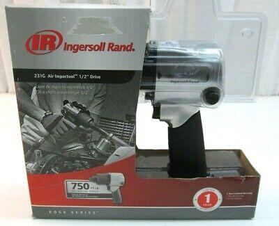 "Ingersoll Rand 231G Edge Series 1/2"" Drive Air Impact Tool 750 Ft. Lbs."