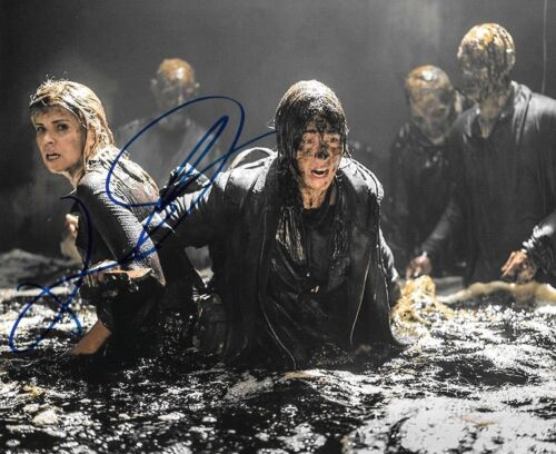 * KIM DICKENS * signed autographed 8x10 photo * FEAR THE WALKING DEAD * 6