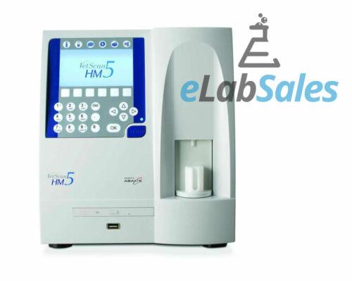 Abaxis Vetscan HM5 Hematology Analyzer