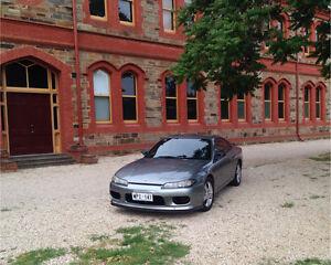 Nissan Silvia turbo Adelaide CBD Adelaide City Preview