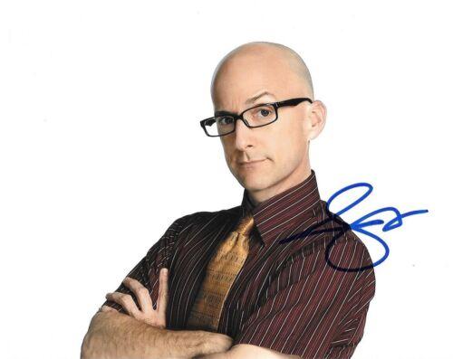 * JIM RASH * signed autographed 8x10 photo * COMMUNITY * COA * 7