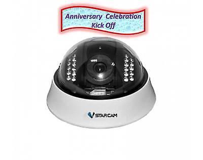 Vstarcam T7812WIP Dome IP Camera(Indoor)
