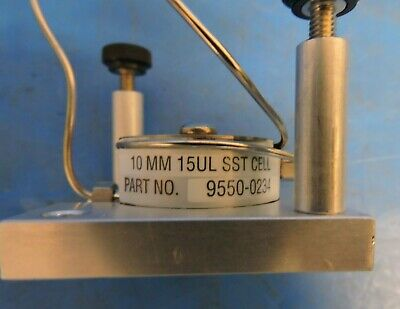 Thermo Accela Finnigan Surveyor Uvvis Detector 10mm 15l Sst Flowcell 9550-0234