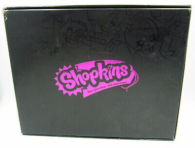 Shopkins Mystery Edition Figure Set in Black Box with 40 Rare Toys from 2013 - Girl From Shrek
