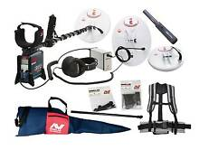 Minelab GPX 5000 Pro Pack Metal Detector use two times Maylands Bayswater Area Preview