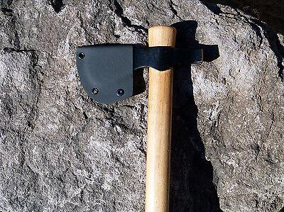 Cold Steel Trail Hawk Sheath - Black Kydex Cold Steel Trail Hawk