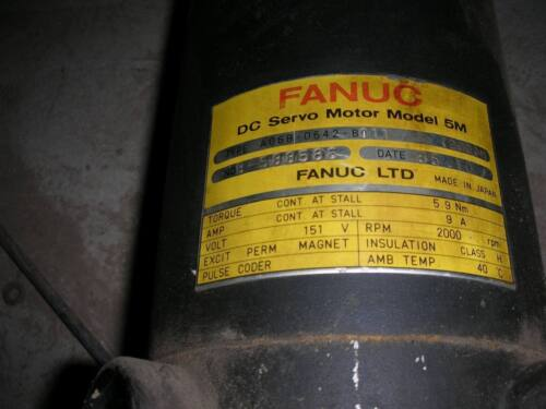1pc Used Fanuc Plc A06b-0642-b011