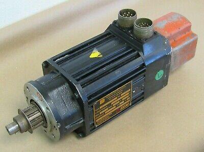 Servo Dynamics Motor Hr115a6-40t Sem From Cut King Vmc-916