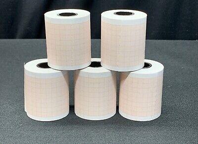 Ge Dash 3000 4000 5000 Printer Paper - 5 Rolls 50mmx20m