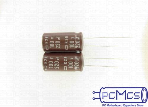 4pcs NCC Nippon KXJ 120mfd 160v 120uf high frequency electrolytic Capacitor