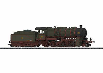 Trix 22959 Güterzug-Dampflok Pr G 12, BR 58, KPEV, DCC DIGITAL SOUND, Ep.I,selte