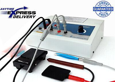 Electrocautery Mini Electro Surgical With Bipolar Mode Cautery Unit Clinic