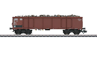 MÄRKLIN 46913 Güterwagen Eaos 106 der DB rotbraun mit Soundfunktionen#NEU in OVP