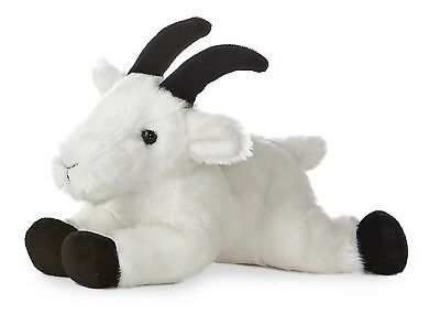 Goat Stuffed Animal (Aurora Rocky Mountain Goat 8