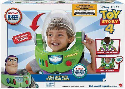 GDP86 Toy Story Disney Pixar 4 Buzz Lightyear Space Ranger Armor with Jet Pack Pixar Buzz Lightyear