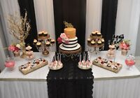 Dessert tables designed based on your theme for any event