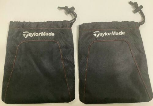 2 TaylorMade Valuables Pouch Black