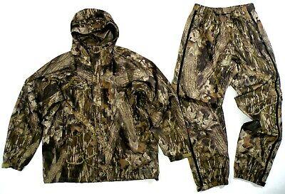 Marmot DEVGRU Contract Mossy Oak Lightweight Waterproof Jacket & Pants XL SEAL