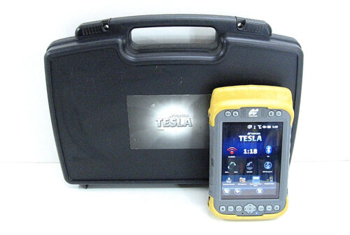 TOPCON TESLA RUGGED TABLET DATA COLLECTOR WITH MAGNETFIELD FOR SURVEYING