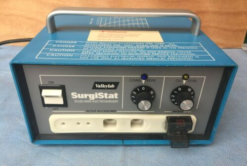 Valleylab Surgistat B Solid State Electrosurgery Generator