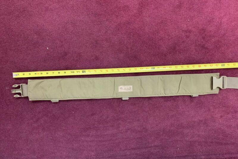 Eagle Industries Padded War Operator Gun Belt V2 Size 32 Khaki