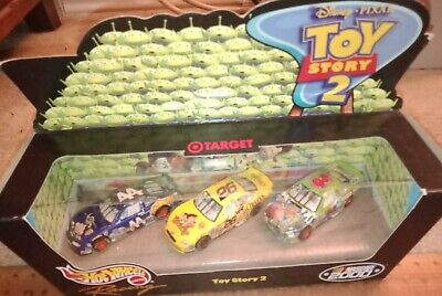 Hot Wheels Racing Toy Story 2 Target Exclusive Special Edition