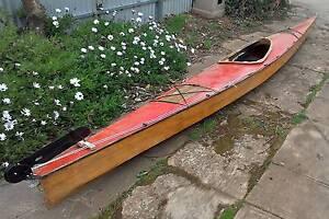 Lightweight estuary kayak Welland Charles Sturt Area Preview