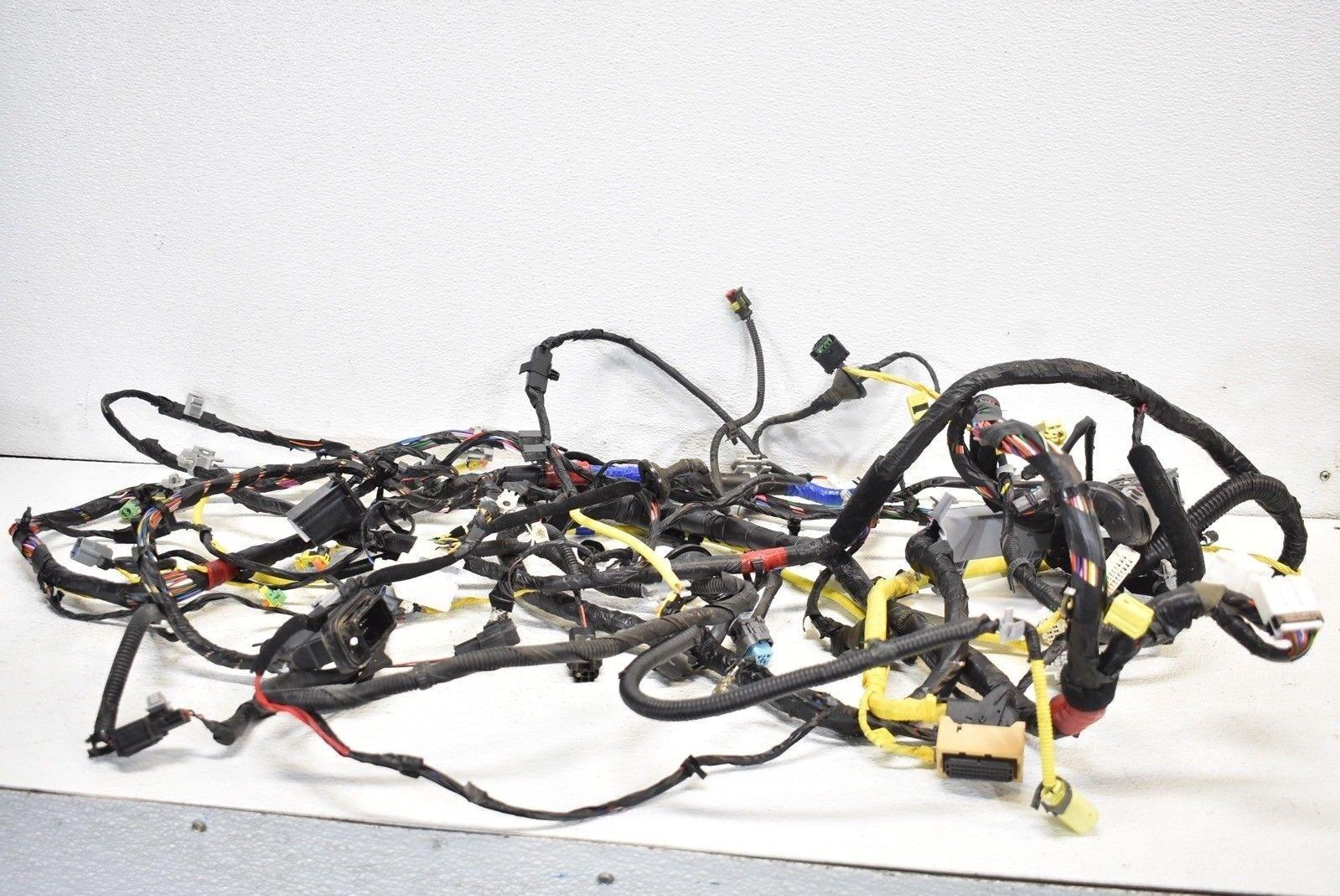 Hyundai Veloster Wiring Harness Turbo Trailer Main Interior Ebay 1599x1069