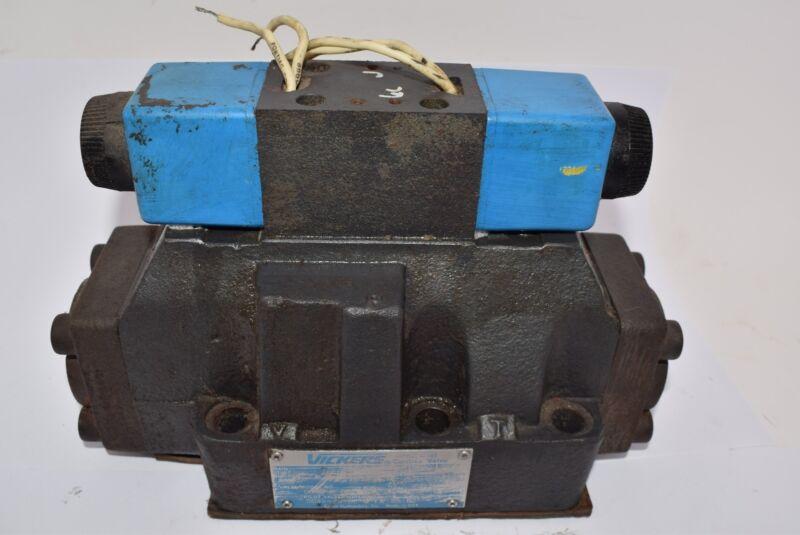 Eaton 02-126436 Vickers DG5S-8-6C-M-FW-B5-30 Directional Control Valve