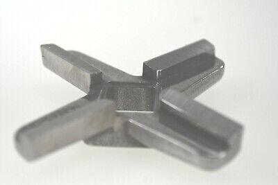 Heavy Duty Sharp Stainless Steel Meat Grinder Knife For Biro Berkel Size 12
